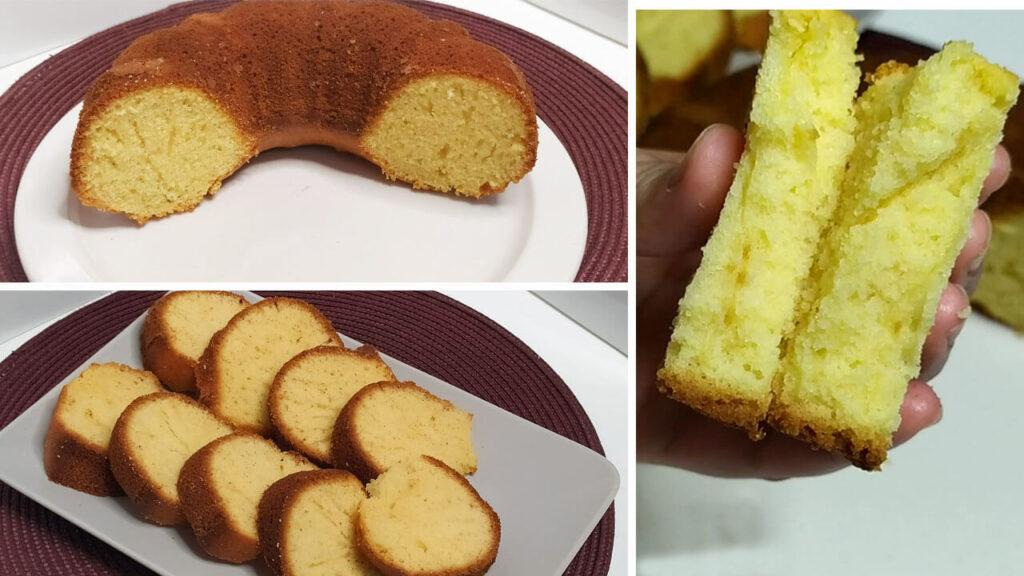 طريقة عمل الكيكة العادية بالتفصيل